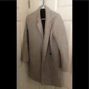 Nice grey winter coat